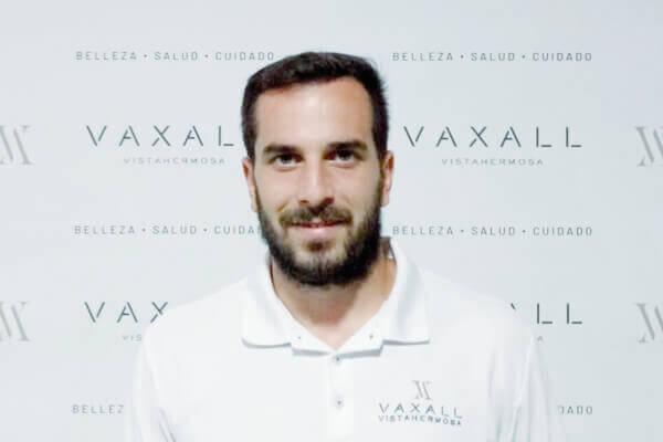Jose Manuel Ferrera entrenador personal en VAXALL