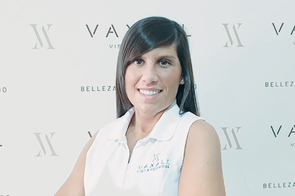 Mayka Perez Delgado entrenadora personal en VAXALL