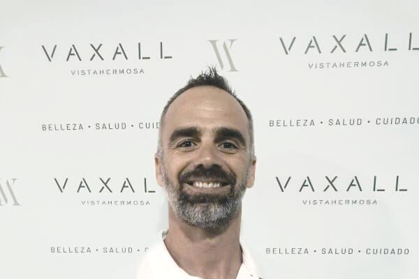 Nacho Tejerina fisioterapeuta y osteopata en VAXALL